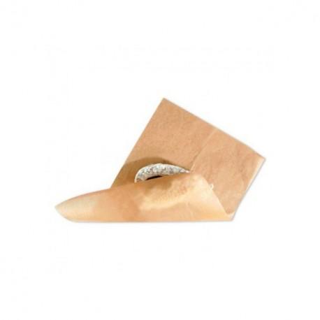 Papier paraffiné 1 face brun paralios 40 gr/m² 50 x 66 cm
