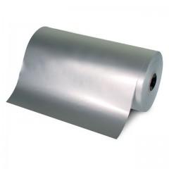 Papier thermoscellable aluminium en bobine de 35 cm - l'unité