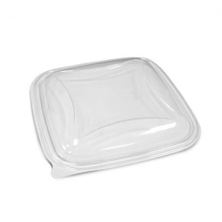 Couvercle en plastique boite salade Crudipack - par 720