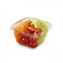 Boite à salade crudipack 500 ml transparente - par 720