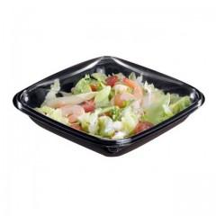 Boite à salade crudipack 370 ml avec couvercle - par 80
