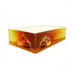 Caissette pâtissière 26 x 16,5 x 7 cm FRIANDISE - par 150