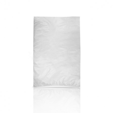 Sac abattoir transparent 40 x 60 cm - carton de 500