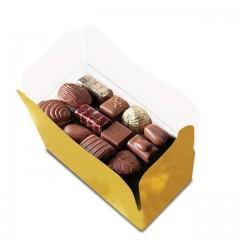 Ballotin carton or 125 gr - par 50