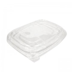 Couvercle transparent pour barquette COOKIPACK 800 & 1000 ml - par 320