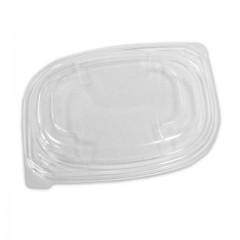 Couvercle transparent pour barquette COOKIPACK 600 ml - par 480