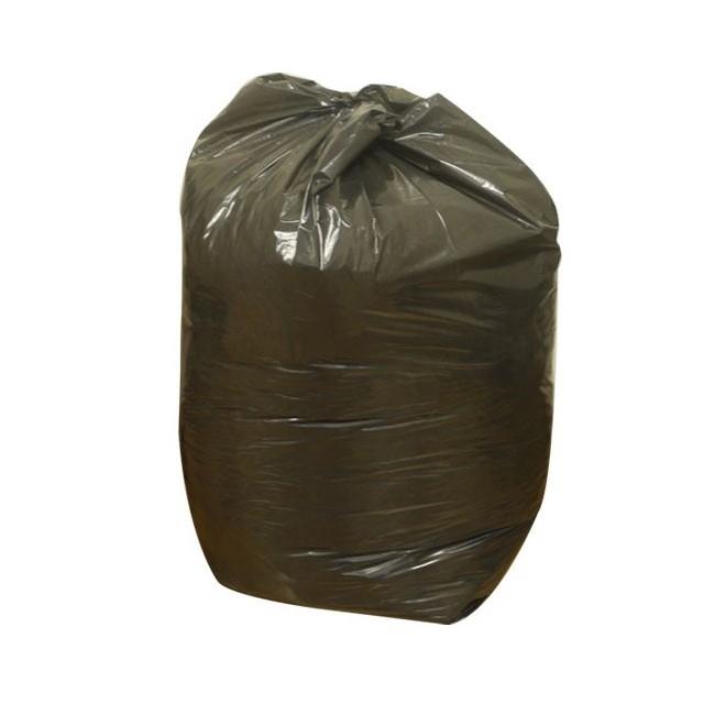 Sac poubelle noir 150 litres - par 100