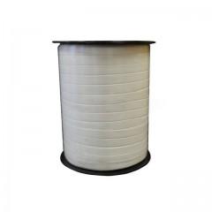 Bolduc blanc mat 7 mm x 500 m - à l'unité