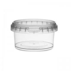 Pot rond avec fermeture de sécurité 210 ml - par 250