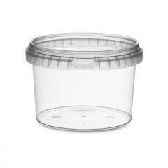 Pot rond avec fermeture de sécurité 565 ml - par 250