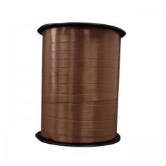 Bolduc marron mat 7 mm x 500 m - à l'unité