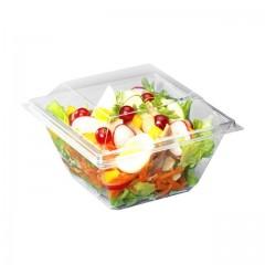 Boite à salade FRESHIPACK cristal 500 ml avec couvercle - par 360