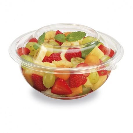 Saladier plastique transparent 750 ml - par 50