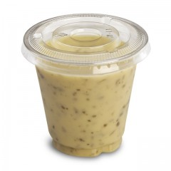 Pot à sauce plastique 150 ml DELIPACK - par 50