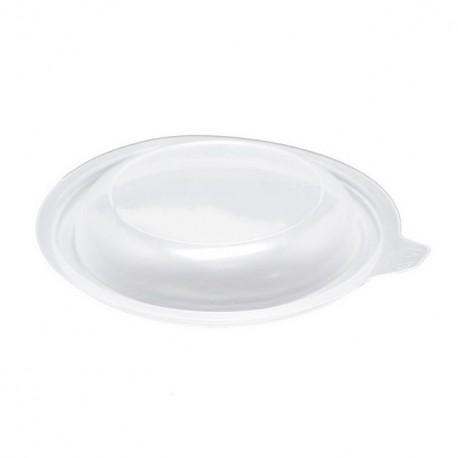 Couvercle transparent pour bol scellable 550 cc - par 100