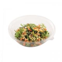 Saladier plastique transparent 30 cm - par 50