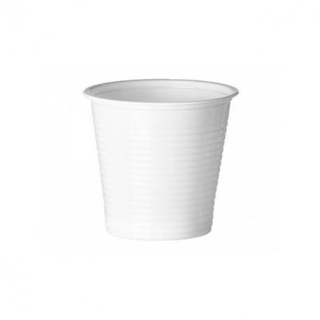 Gobelet pour expresso blanc 10 cl - paquet de 50
