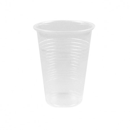 Gobelet transparent en polypropylène 50 cl - carton de 1280
