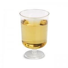 Verre à pied effet cristal 160 ml - par 10