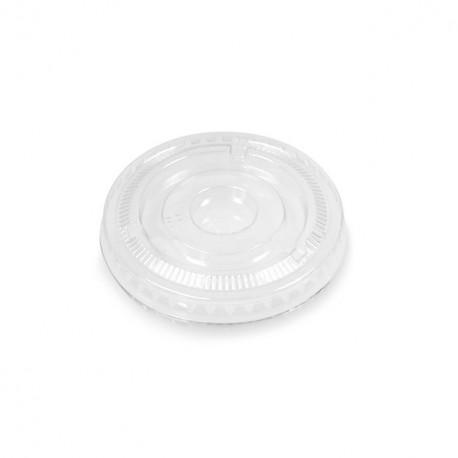 Couvercle transparent pour pot à dessert 200 ml - par 50