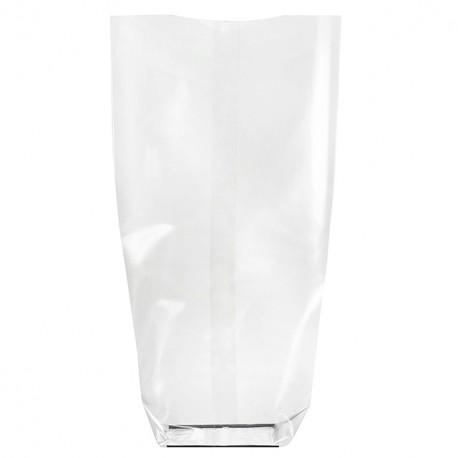 Sachet écorné fond carton biodégradable 10 x 18 cm - par 100