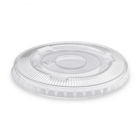 Couvercle cristal plat pour coupe dessert 275 ml - par 50