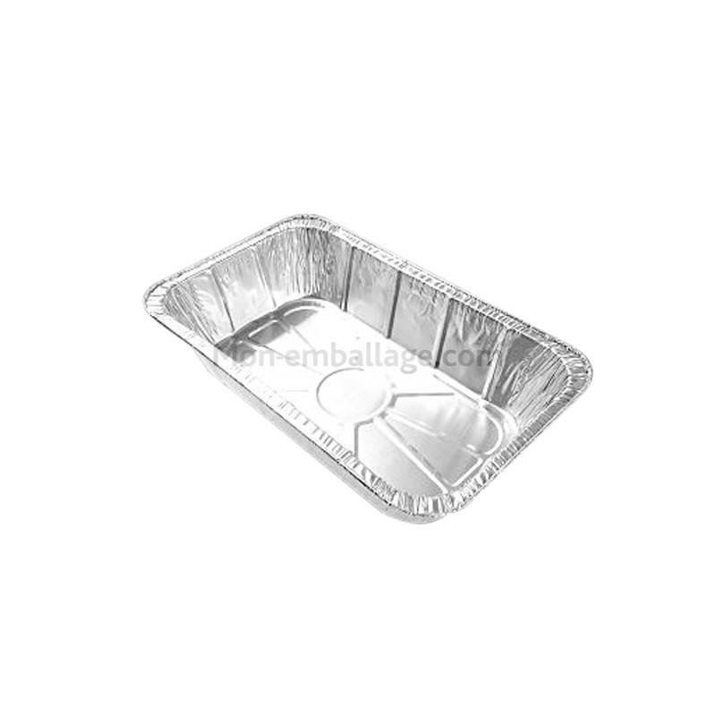 Achat petit plat aluminium four jetable 1150 gr pas cher - Plat aluminium jetable ...