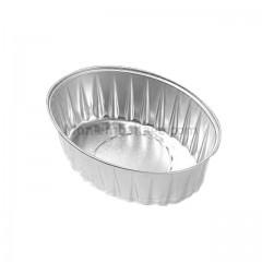 Ramequin ovale aluminium ro251 - carton de 1500