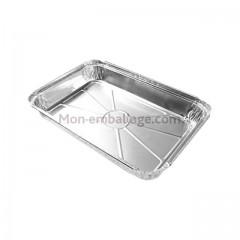 Plat aluminium fermable 2000 gr - carton de 25