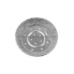 Tartelette aluminium 115 cc perforée - par 1850