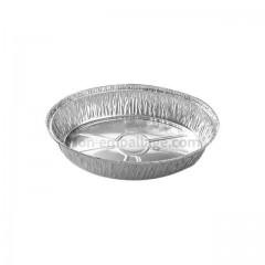 Plat ovale en aluminium 1,5 kg - par 50