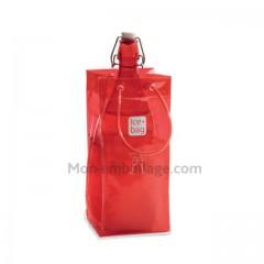 Sac à glaçons Ice Bag basic cherry 11 x 11 x 26 cm - à l'unité