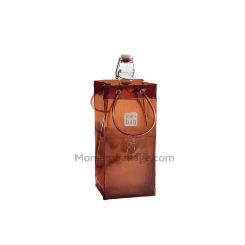 Vente petit sac pour gla ons ice bag marron pas cher - Ice bag pas cher ...