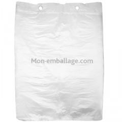 Sac liassé transparent haute densité 35 x 50 cm - par 3000