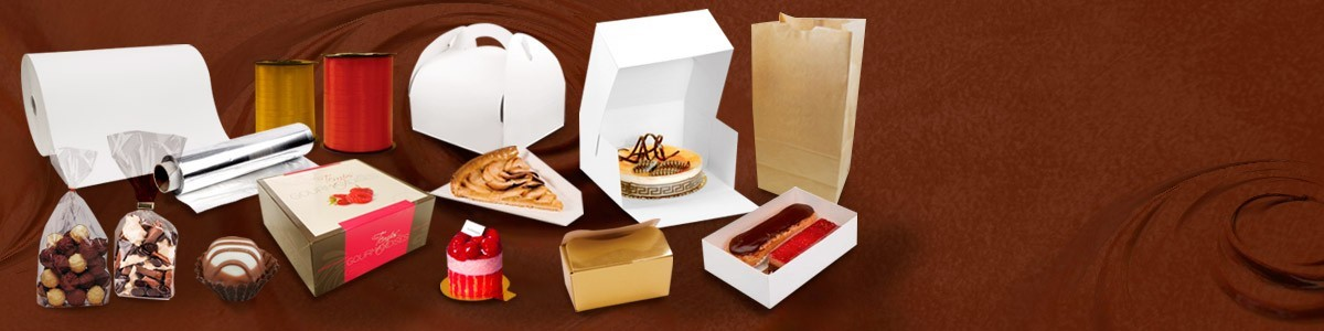 Emballage chocolaterie et confiserie