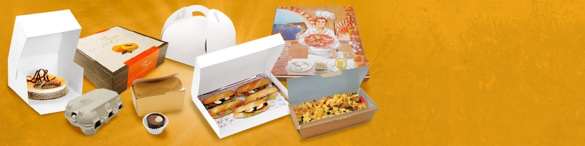 Boîte et cornet à frites