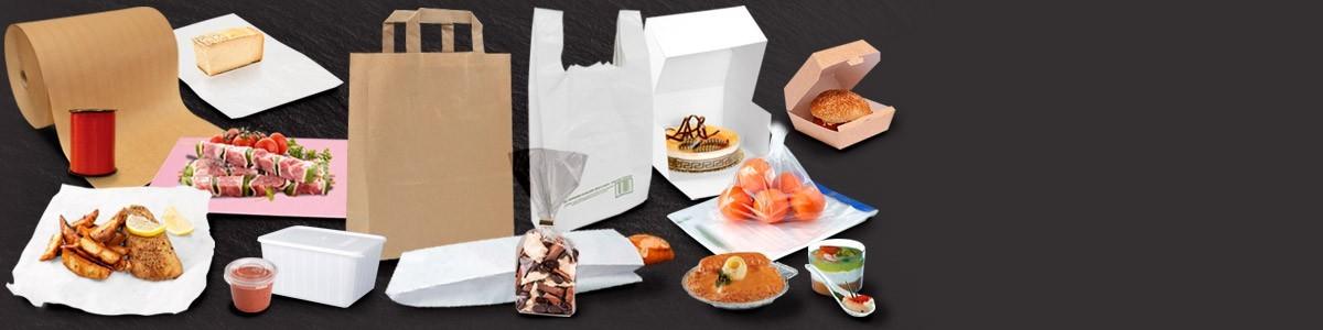 Emballage alimentaire par métier