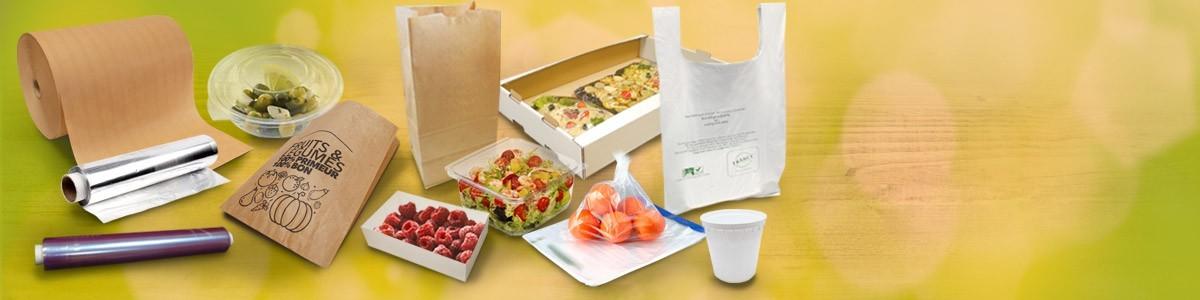 Emballage fruits et légumes