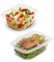Catégorie barquette plastique alimentaire