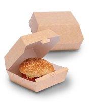 Catégorie boite hamburger alimentaire