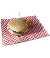 Papier burger