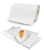 Catégorie papier ingraissable alimentaire